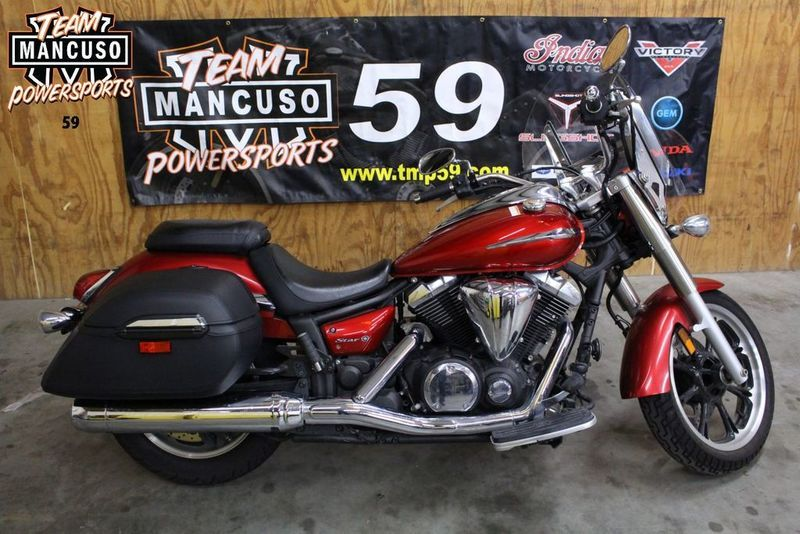 Yamaha v star 950 motorcycles for sale in houston texas for Yamaha motorcycles houston
