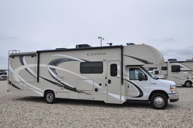 2017 Thor Motor Coach Chateau 31L RV for Sale @ MHSRV.com W/Au