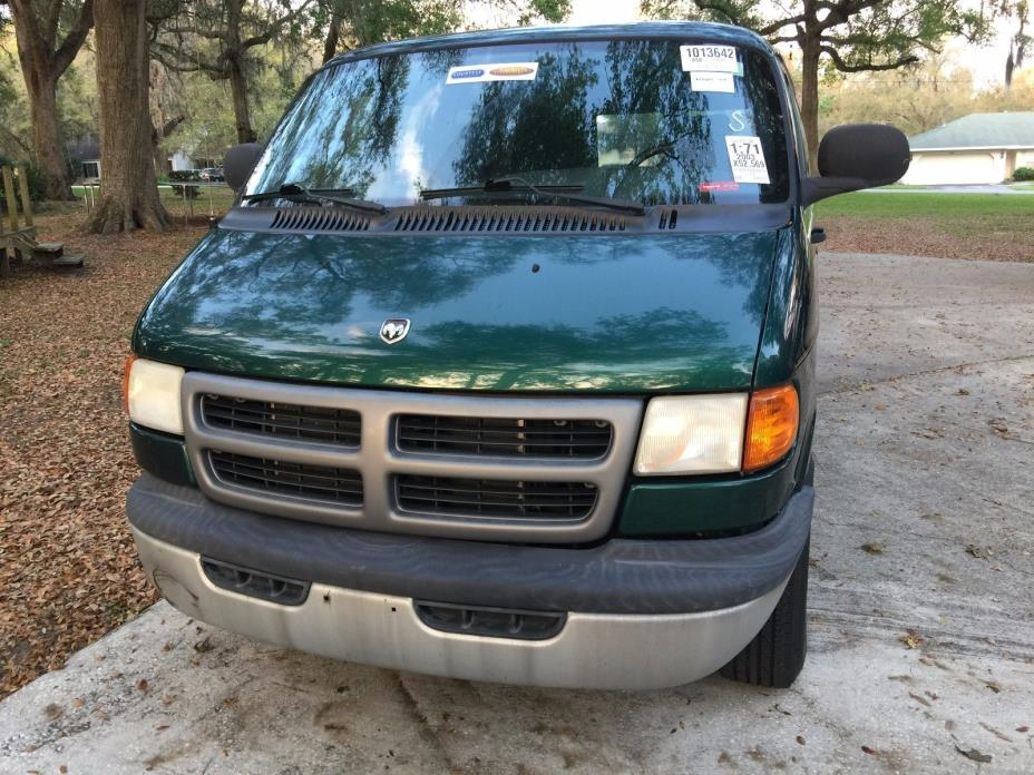 2003 Dodge Ram Van  2003 DODGE B3500 RAM VAN, VERY LOW MILES. CALL NOW TO GET INTO THIS VAN.