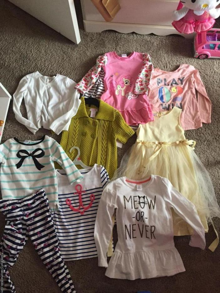 Girls clothes Lot Size:6X/7/7-8