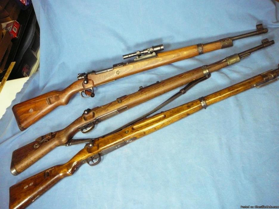 WW2 MILTARY & GUN COLLECTION AUCTION FEB. 18TH , 2017 WINFIELD, KS