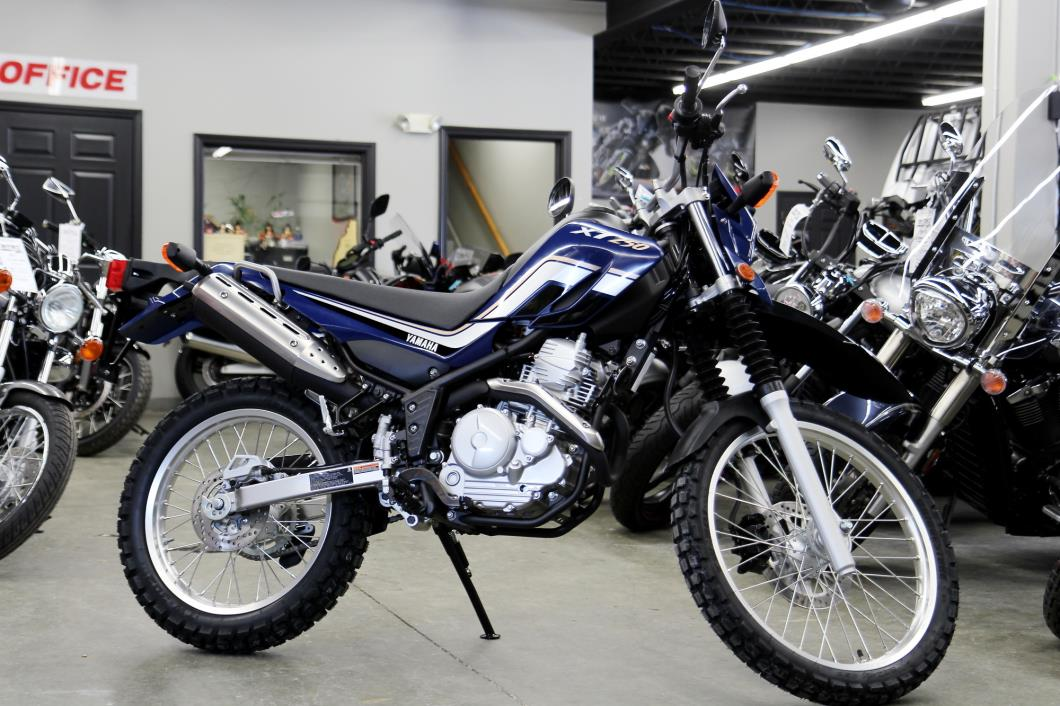 Yamaha xt 250 motorcycles for sale in new hampshire for 2017 yamaha 250 sho price
