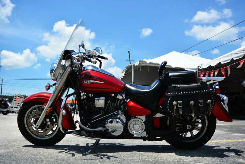Yamaha Road Star Motorcycles For Sale In Clearwater Florida