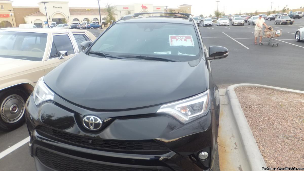 ***2016 Toyota Rav 4 SE SUV