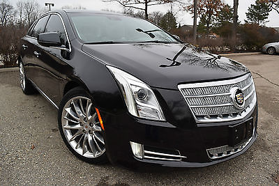 2013 Cadillac XTS PLATINUM-EDITION(TOP OF LINE) Sedan 4-Door 2013 Cadillac XTS Platinum Sedan 4-Door 3.6L/HUD/20