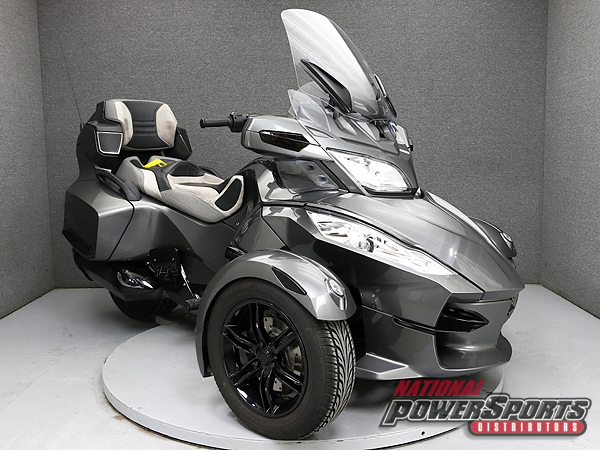 2012 Can Am SPYDER SE5 LIMITED
