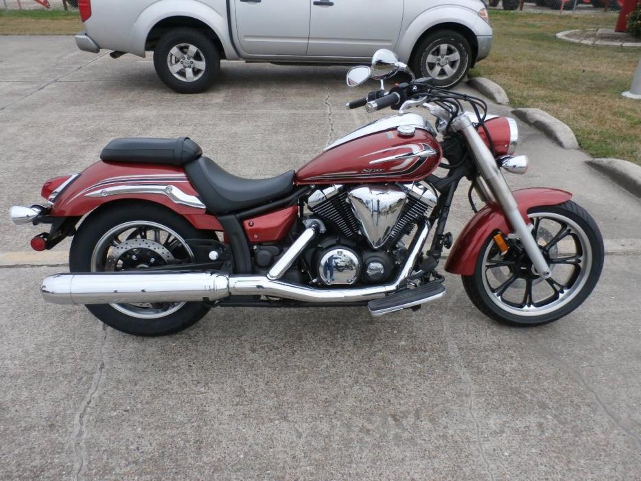 yamaha v star motorcycles for sale in webster texas. Black Bedroom Furniture Sets. Home Design Ideas