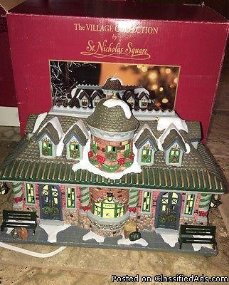 St Nicholas Christmas Town
