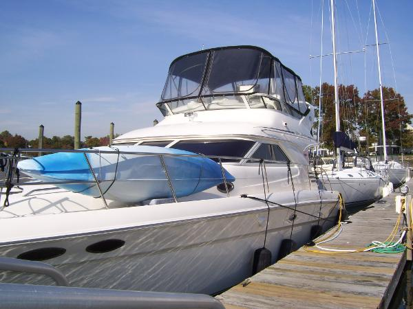 2003 Sea Ray 400 Sedan Bridge Bow/Stern Thruster