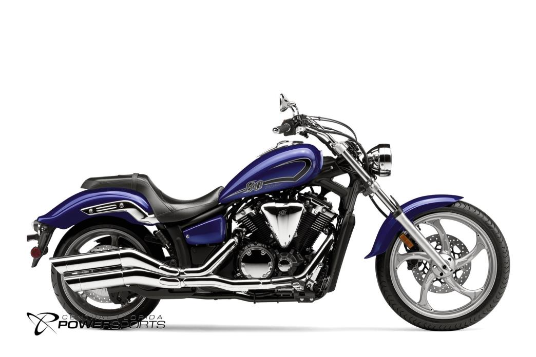 Yamaha stryker motorcycles for sale in kissimmee florida for Yamaha dealers in my area