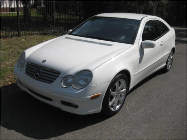 2004 Mercedes Benz C230 Kompressor