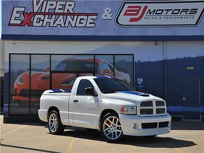 2005 Dodge Other Pickups -- 2005 Dodge Ram SRT-10 64,445 Miles Regular Cab Pickup 10 Cylinder Engine 8.3L/