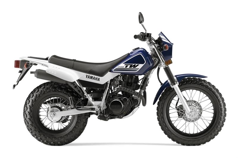 2016 Yamaha TW200