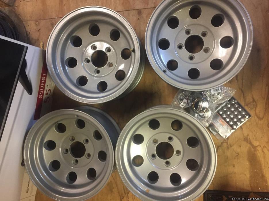 Chevy wheels