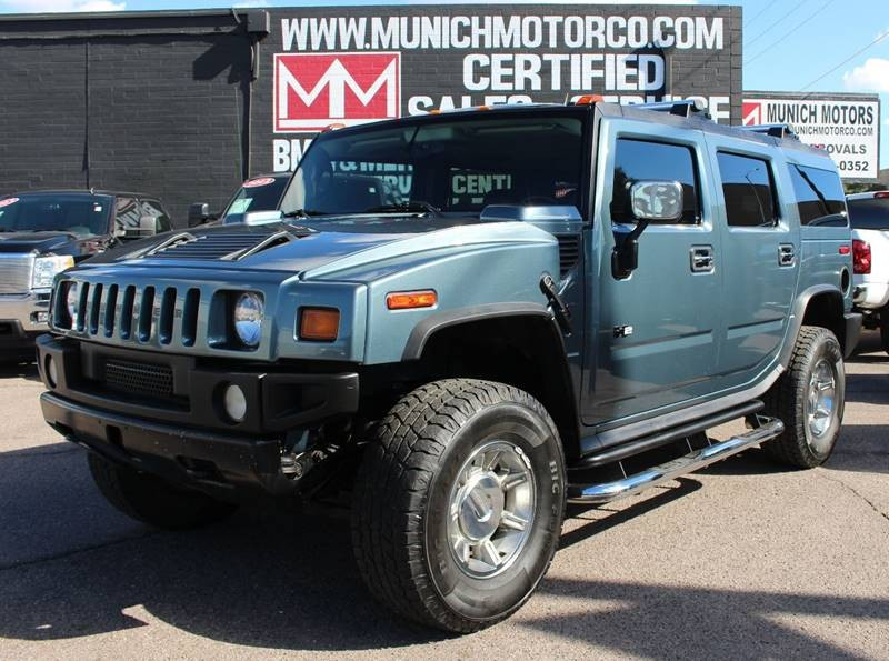 2005 HUMMER H2 Adventure Series 4WD 4dr SUV