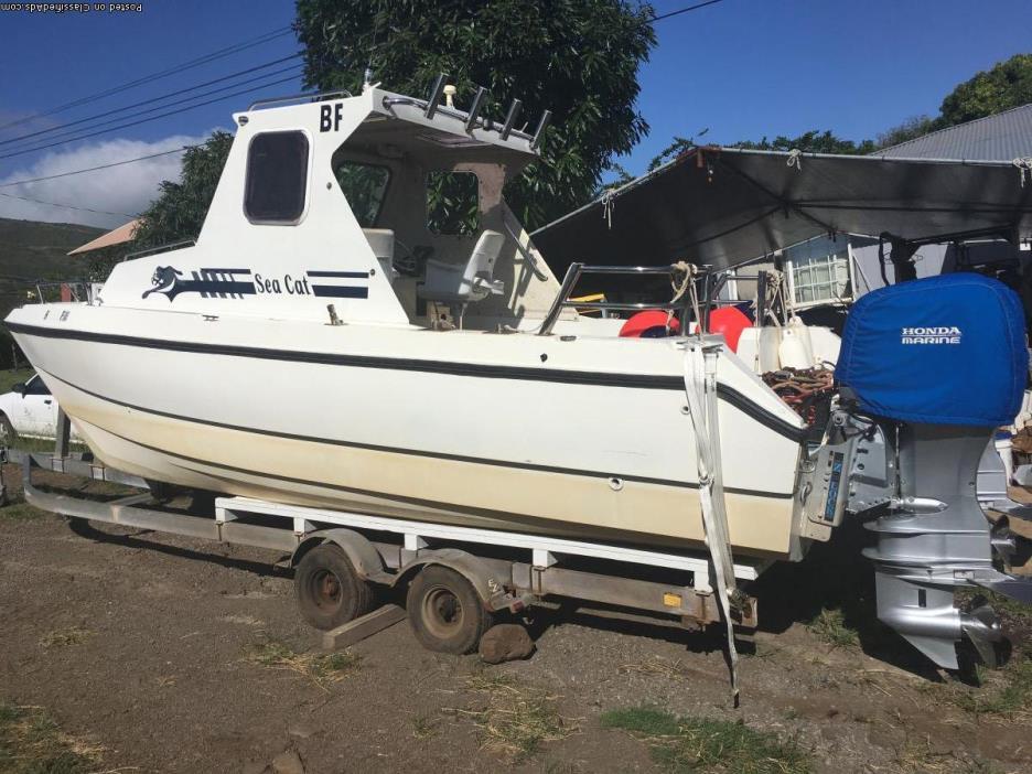 22' Kauai SeaCat Catamaran