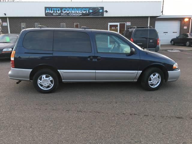 2002 Mercury Villager Value 4dr Mini Van