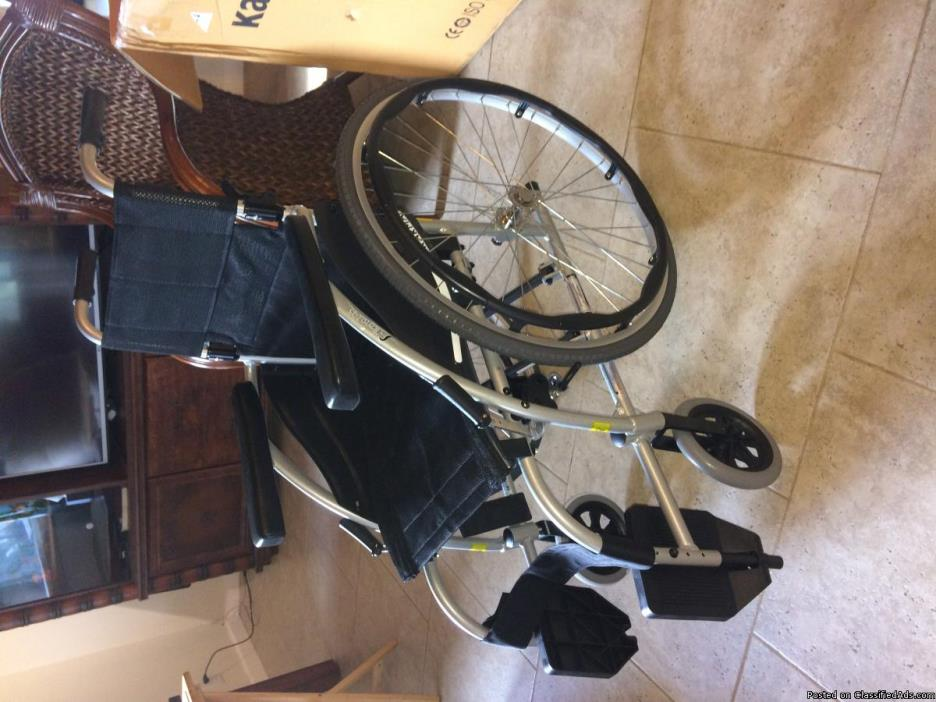 Ultralight Wheelchair
