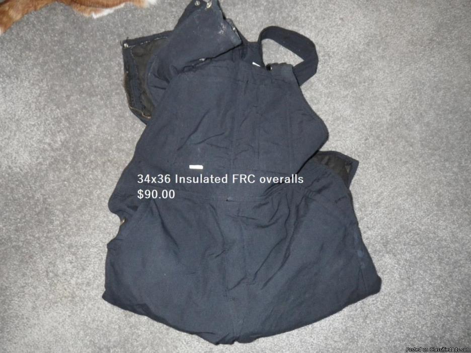 FRC Overalls