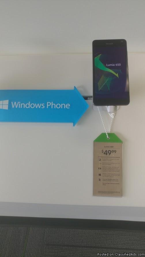 Microsoft Lumia 650 Windows Phone