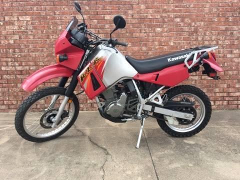 2002 Yamaha KLR 650