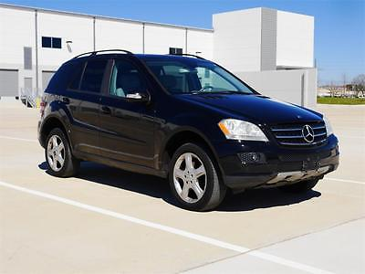 2006 Mercedes-Benz M-Class 4Matic Sport Utility 4-Door 2006 Mercedes-Benz ML 350 - LTHR ST, PWR ST, FULL OPTION Automatic 4-Door SUV