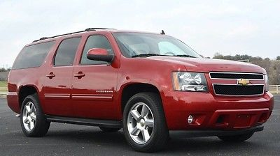2013 Chevrolet Suburban LT 2WD 2014 Suburban LT 2WD Rear Seat Entertainment Moonroof Priced Under Wholesale!