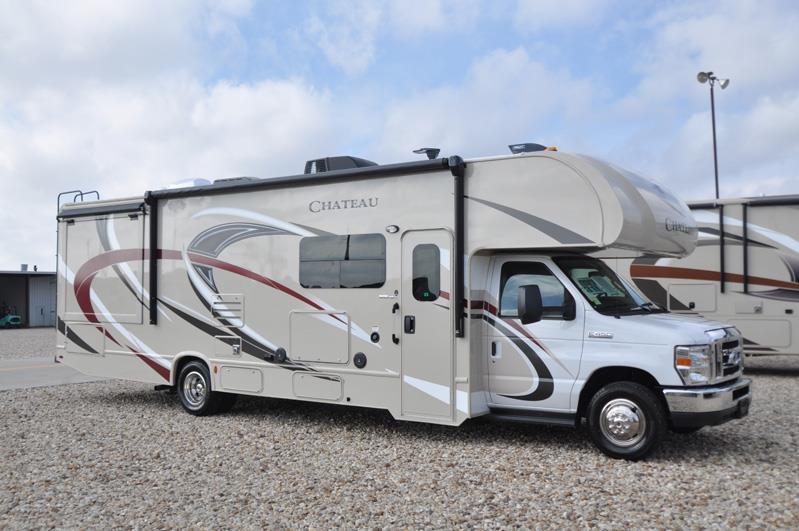 2017 Thor Motor Coach Chateau 31L RV for Sale @ MHSRV.com Auto