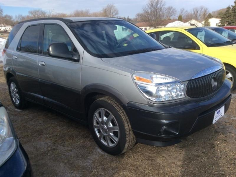 2005 buick rendezvous cxl vehicles for sale. Black Bedroom Furniture Sets. Home Design Ideas