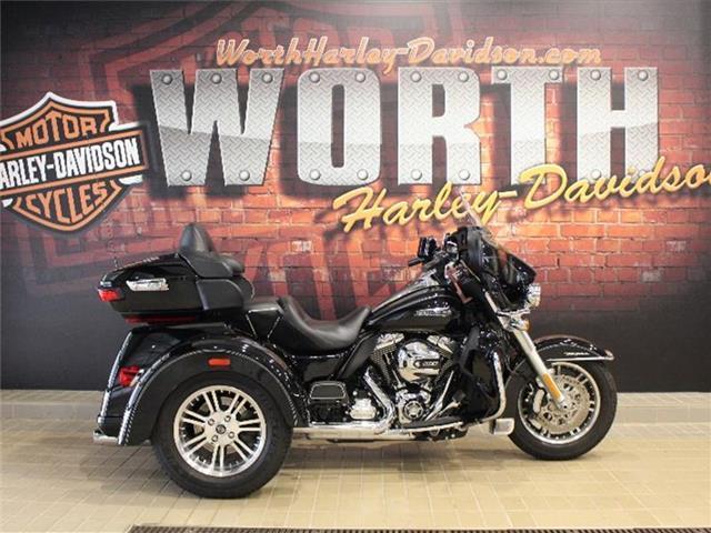 2014 Harley-Davidson Touring TRI GLIDE ULTRA CLASSIC FLHTCUTG
