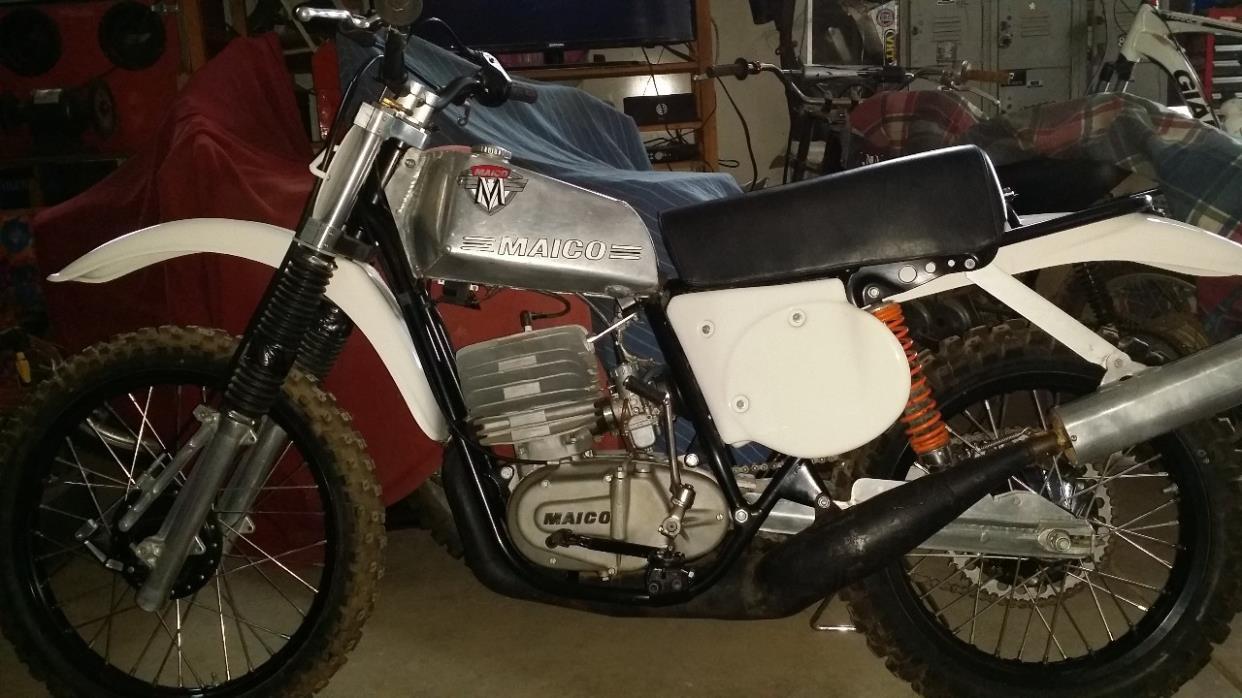1974 Maico 440 MC