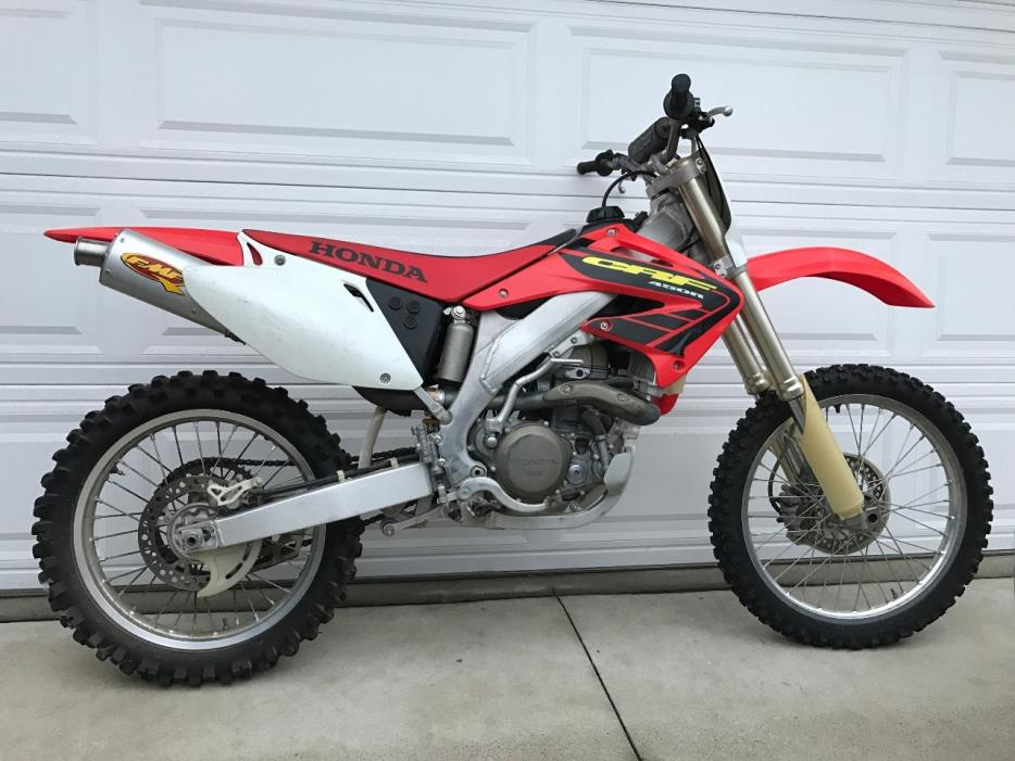 honda crf 450 motorcycles for sale in ventura california. Black Bedroom Furniture Sets. Home Design Ideas