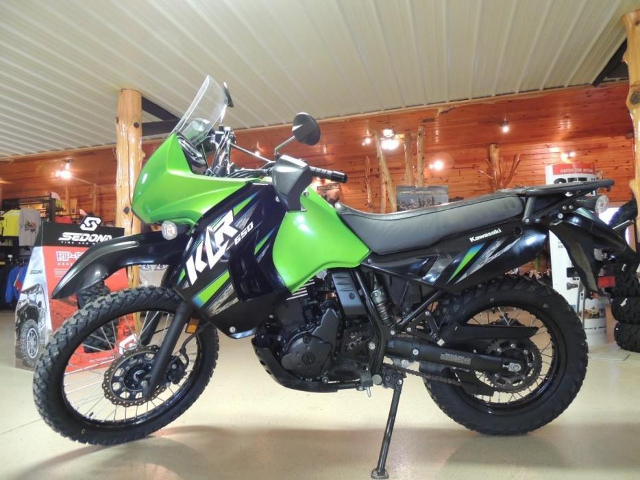 Kawasaki Enduro Motorcycles For Sale