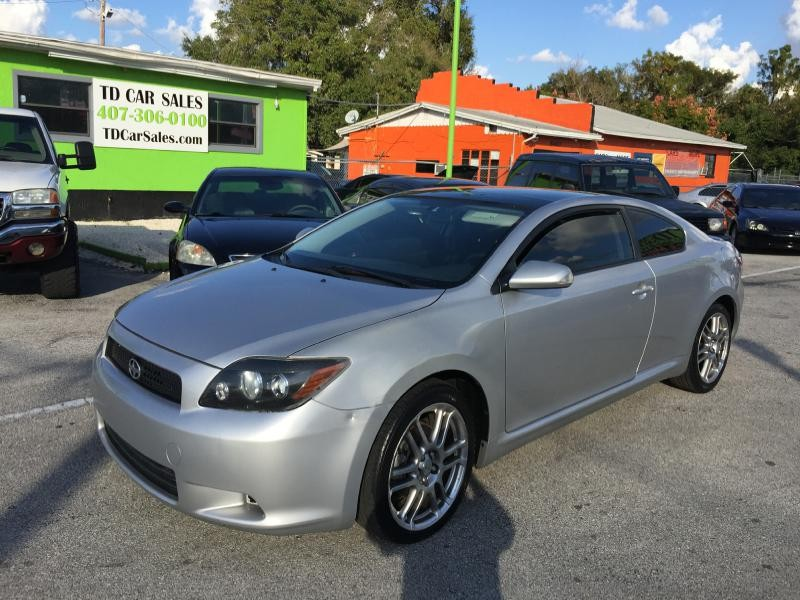 2009 TOYOTA SCION TC