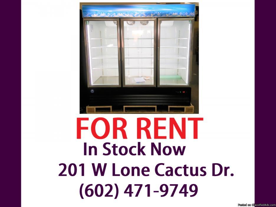 Restaurant Equipment Glass Door Merchandiser