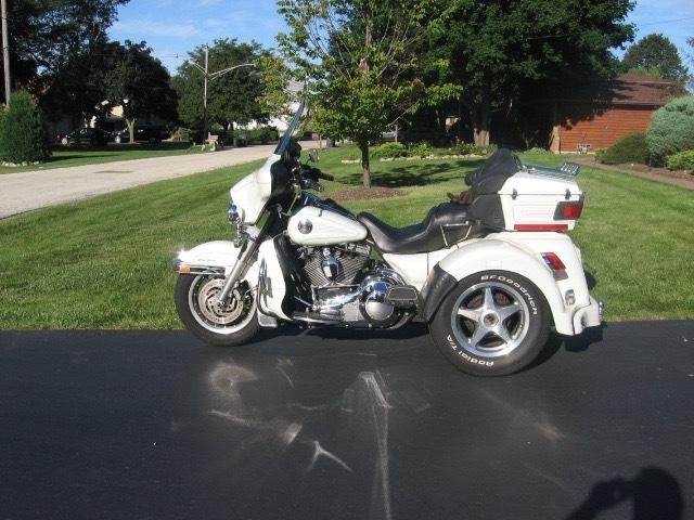 2002 Harley-Davidson TRI GLIDE ULTRA CLASSIC