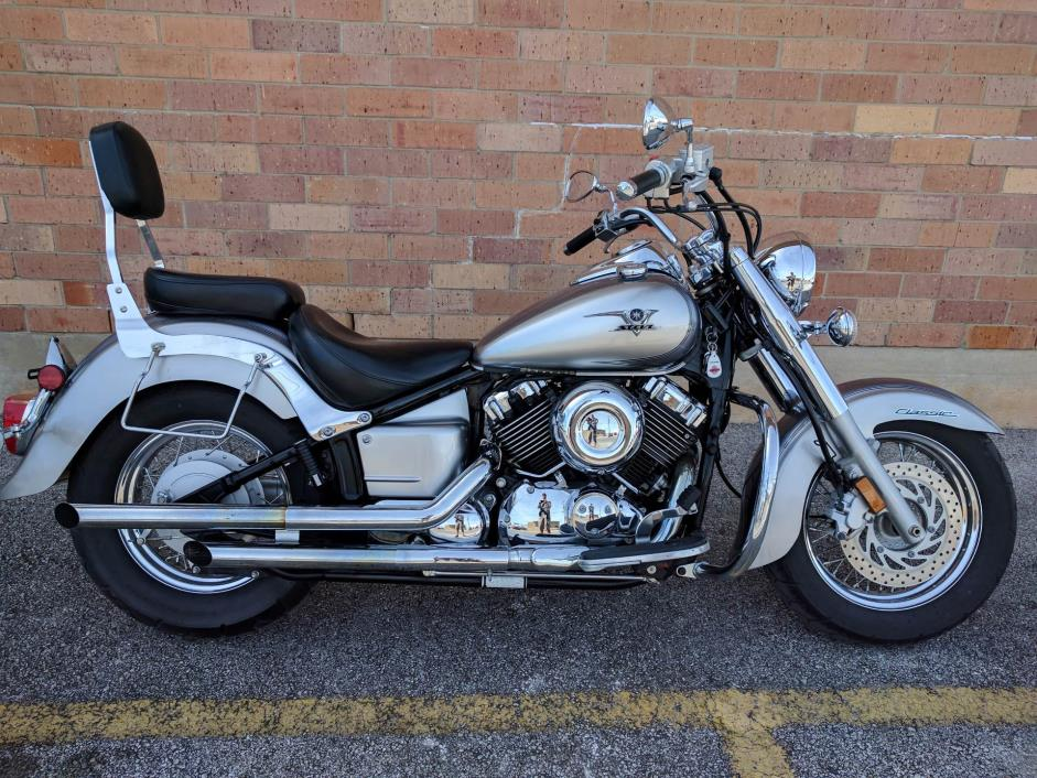 yamaha v star 650 motorcycles for sale in san antonio texas. Black Bedroom Furniture Sets. Home Design Ideas