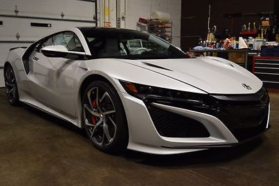 2017 Acura NSX Base Coupe 2-Door Coupe AWD Automatic