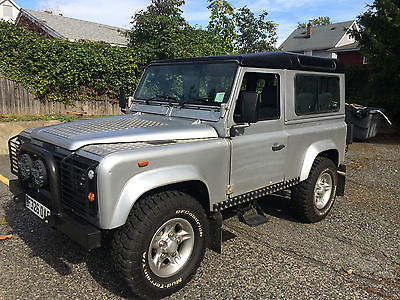 1988 Land Rover Defender County Station Wagon Land Rover Defender 90 CSW RHD