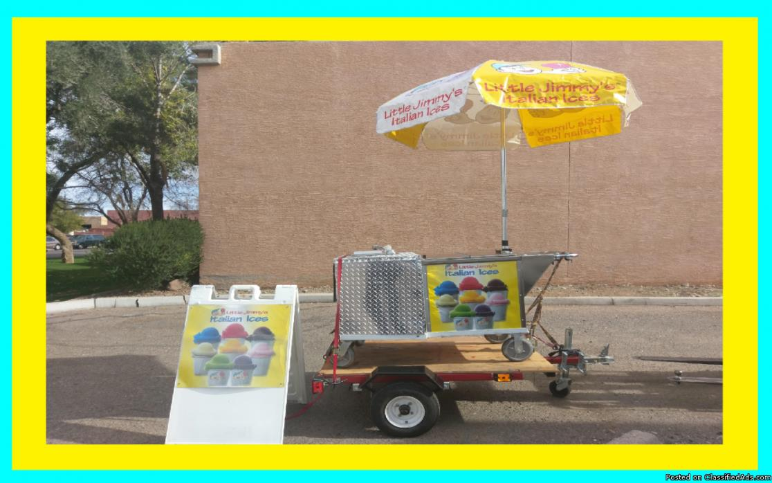 Amazing Concession Cart for Sale Rent ! Used Restaurant Equipment