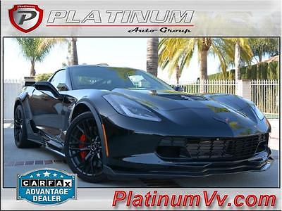 2015 Chevrolet Corvette Z06 Coupe 2-Door 2015 Chevrolet Corvette Z06 Automatic * 500 Miles * 3ZL Package * Clean Carfax