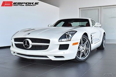 2011 Mercedes-Benz SLS AMG SLS AMG Offered for Sale by Bespoke Motor Group