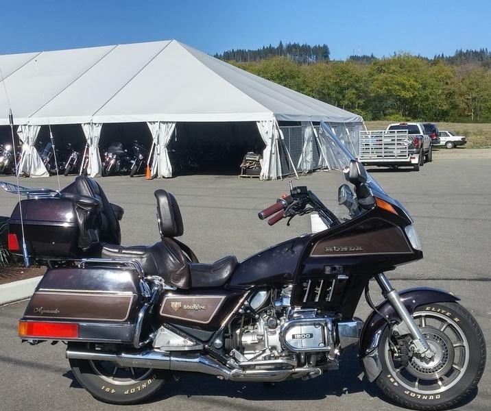 1984 Honda Goldwing Aspencade GL1200A