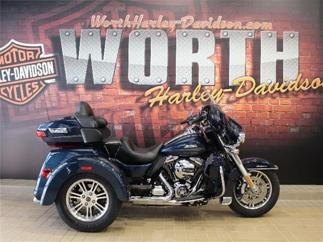 2016 Harley-Davidson Touring FLHTCUTG TRI GLIDE ULTRA CLASSIC
