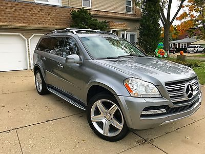 2011 Mercedes-Benz GL-Class AMG package 2011 Mercedes Benz GL550