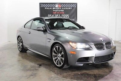 2008 BMW M3 Base Coupe 2-Door 2008 BMW M3 COUPE