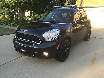 2011 Mini Countryman Countryman S ALL4 2011 Mini Countryman S ALL4 6 Speed Manual