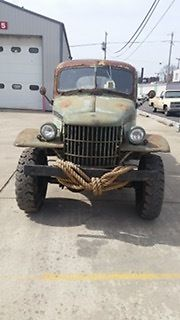 1941 Dodge Other Pickups  1941 Dodge WC 4X4 w/ 80's V8 Small Block Chevy