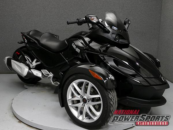 2014 Can Am SPYDER RS SM5