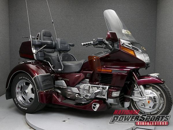 Honda Motor Trike motorcycles for sale
